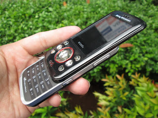 Sony Ericsson Walkman W395 Seken