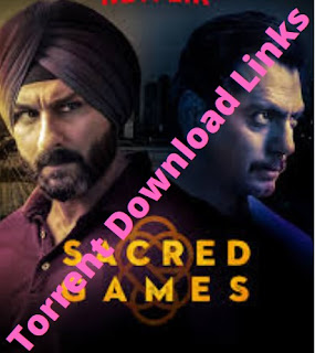 Sacred Games Torrent