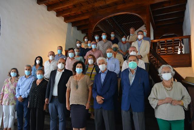El Cabildo pone en marcha el II Congreso Internacional de la Bajada de la Virgen con destacados expertos en historia y cultura