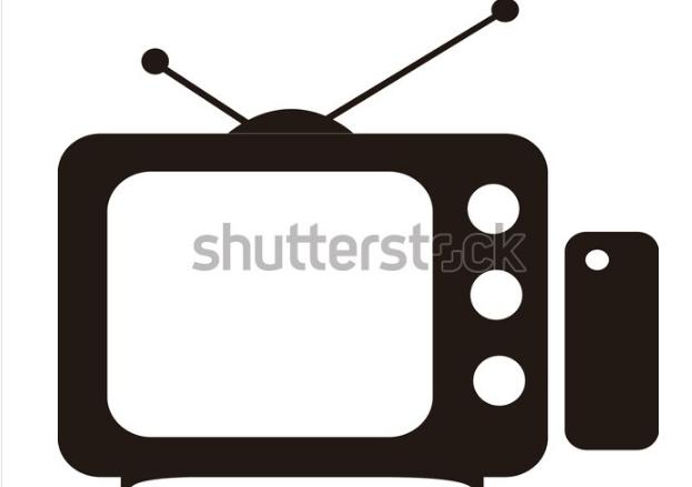 illustration stock tv streaming
