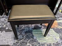 Kawai CA48 bench pic