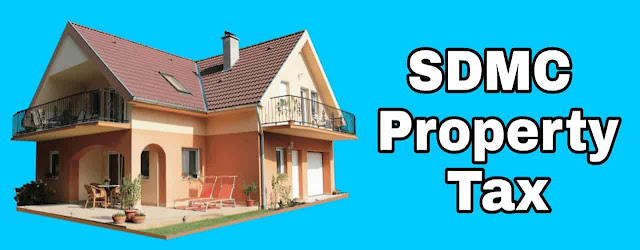 How To Pay Online SDMC Property Tax