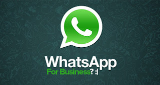 WhatsApp Launching it's a Difference Application For Small Business. rajtech.info