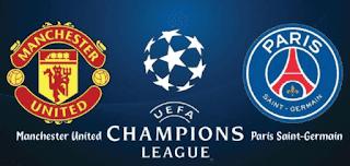 بث مباشر اليوم مشاهدة مباراة باريس سان جيرمان - الفرنسي 🆚 ضد  مانشستر يونايتد - الإنكليزي
