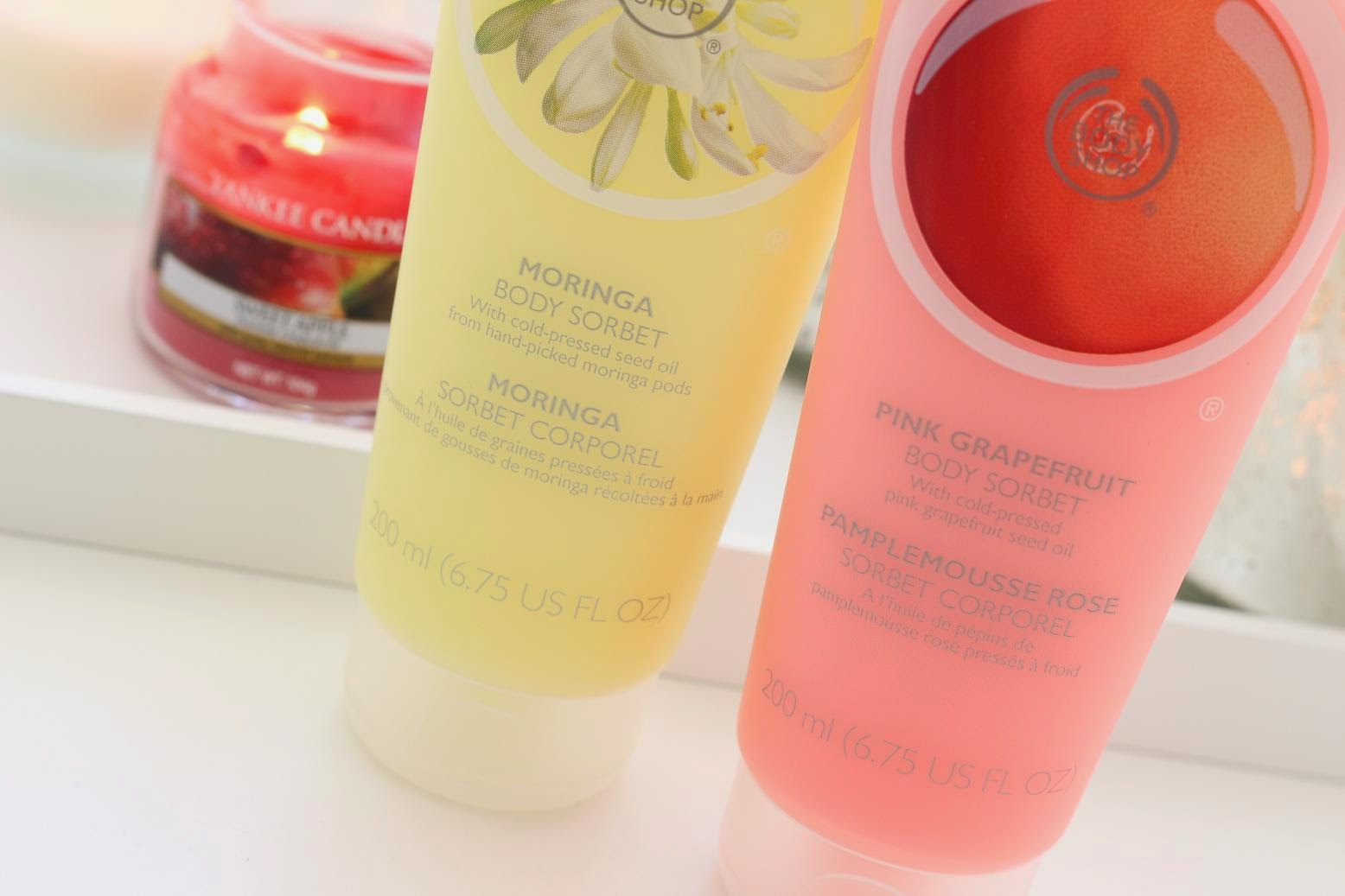 The Body Shop Body Sorbet