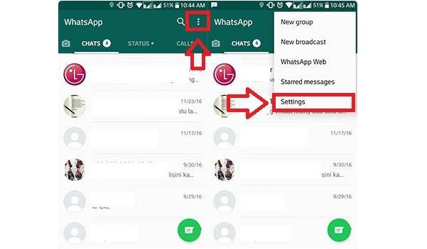 2 Cara Mengembalikan Pesan WhatsApp yang telah Terhapus!