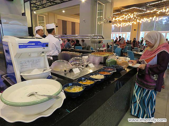 Buffet Ramadhan 2018 Bangi