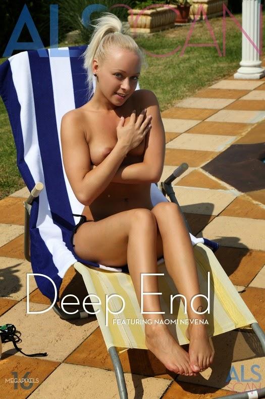 FDXE3Z01-17 Naomi Nevena - Deep End uncategorized