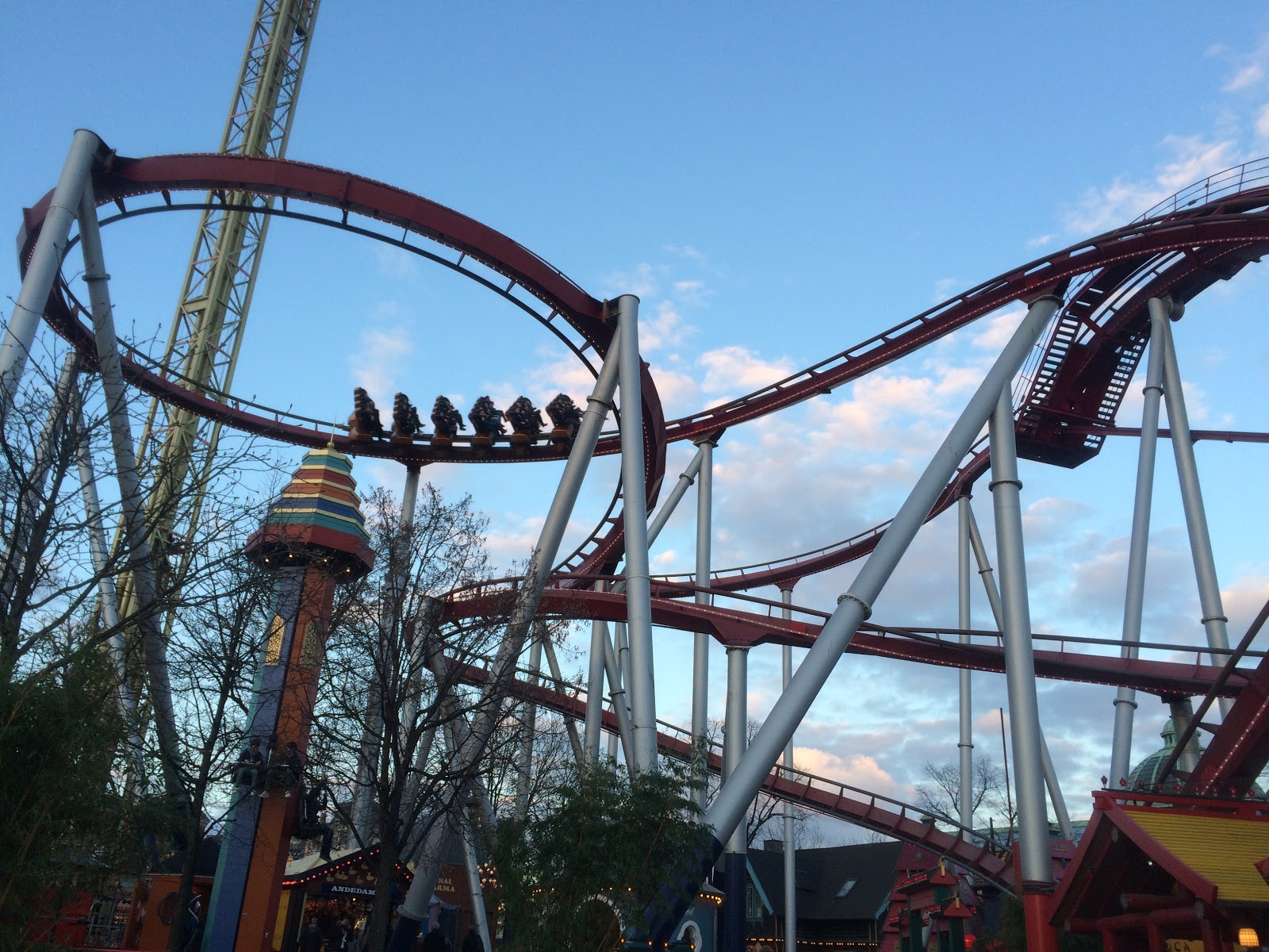 Tivoli Without Rides Daemonen Review Tivoli Gardens Amusement Insider Theme Park