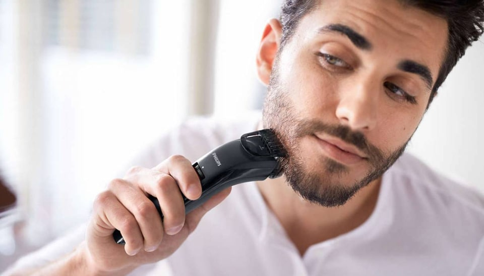 Cordless trimmer.