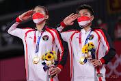Greysia/Apriyani Ukir Sejarah Indonesia di Olimpiade Tokyo