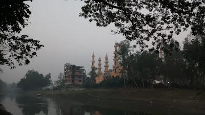 201 gombuj mosque tangail