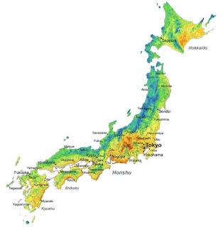 Peta Kondisi Jepang Aktivitas halaman 26