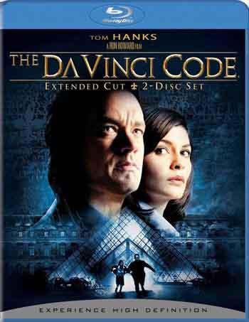 The Da Vinci Code 2006 480p 500MB BRRip Dual Audio