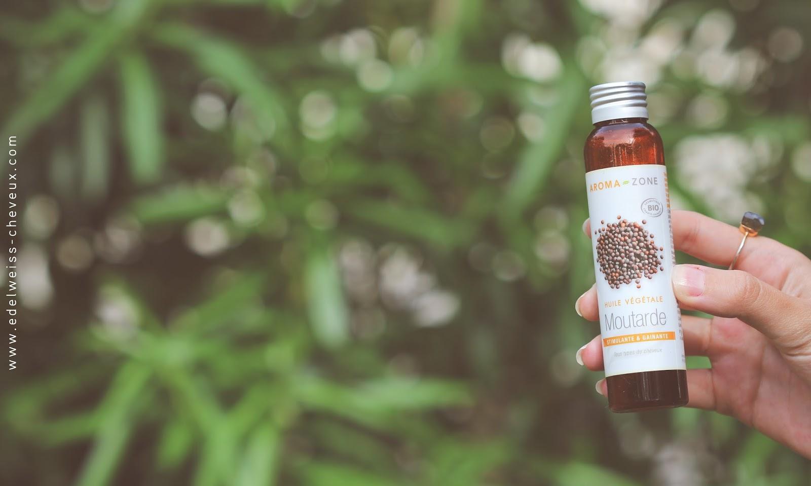 Accelerer la pousse des cheveux huile de ricin