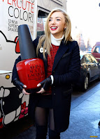 Peyton R. List - Hello Kitty by OPI Collection Launch in New York 01/21/2016