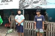 Tak Pakai Masker, Sejumlah Pemuda Dihukum Hafalkan Pancasila