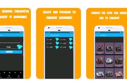 Aplikasi Penghasil Diamond FF Terbaru 2021