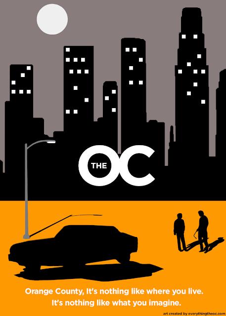 the o.c. original artwork click to enlarge
