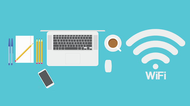 Cara Mudah Mempercepat Jaringan / Koneksi WiFi Untuk PC dan Laptop Anda