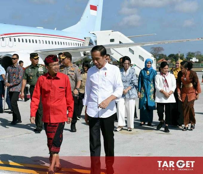 Presiden Joko Widodo Akan Hadiri Muktamar PKB di Bali