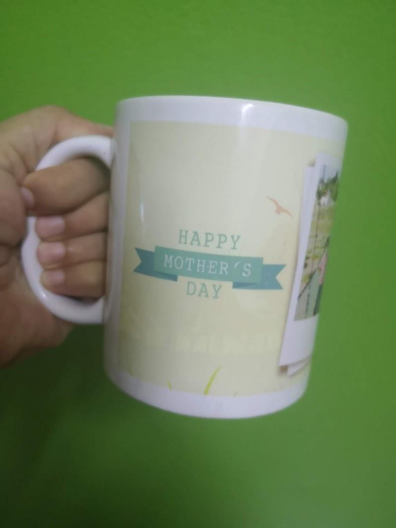 Hadiah Istimewa Sempena Hari Ibu - Motto Mug dari BestSub