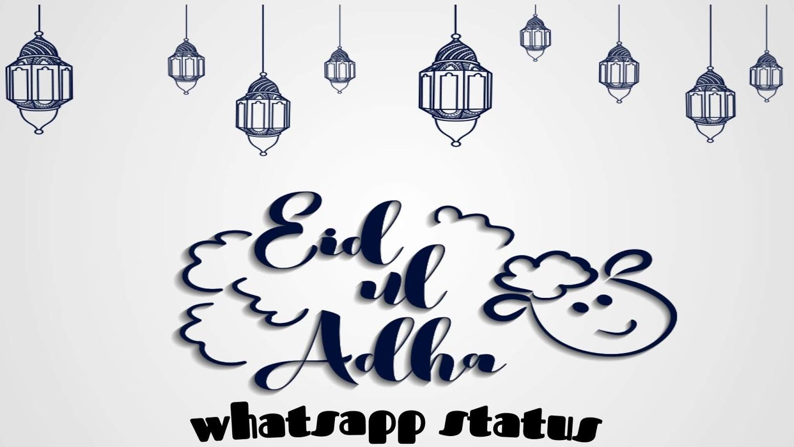 100 Eid Ul Adha Bakra Eid 2018 Wisheswhatsapp Statusquotes