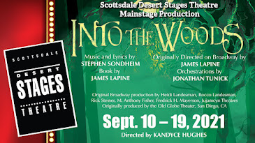 THIS MONTH'S MAIN SITE SPONSOR: Desert Stages Theatre presents....