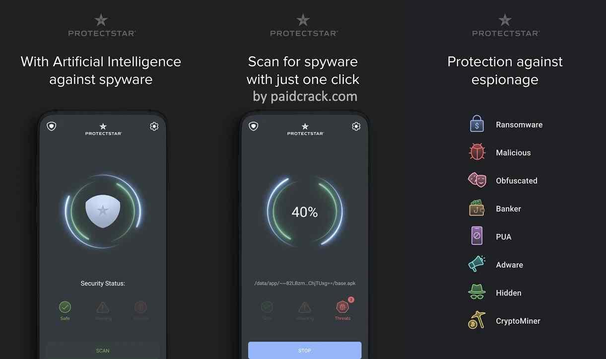 Anti Spy & Spyware Scanner Mod Apk