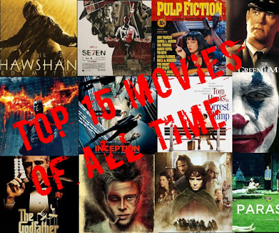 Top 15 Movies of All Time to Watch Before You Die