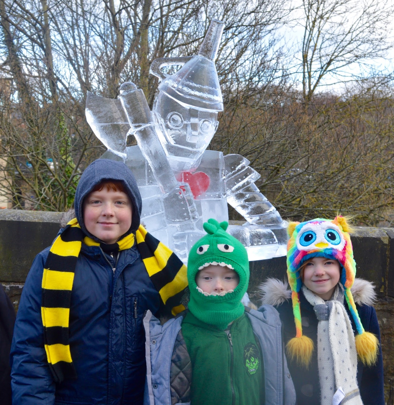 The Best Days Out in County Durham for Kids  - Fire and Ice