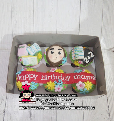 Cupcake Untuk Ibu Guru
