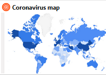 Confirmed cases of coronavirus disease (COVID-19)