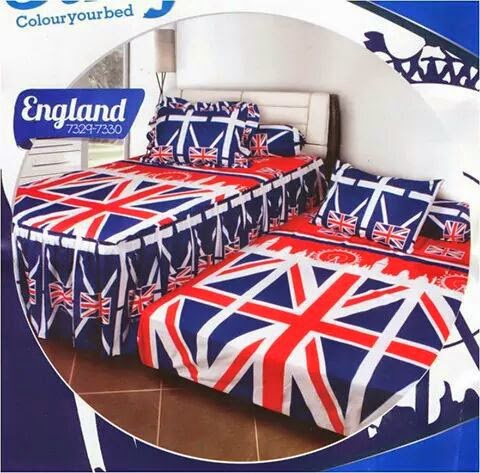 California single duo motif England