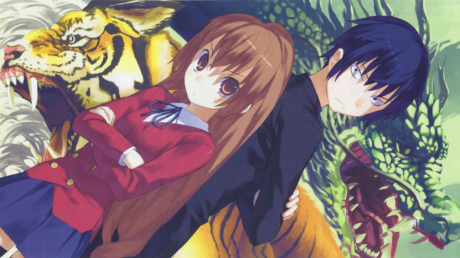 1000 images about toradora on pinterest anime tsundere - Toradora anime wallpaper ...