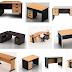 Meja Staff dengan Harga Termurah yang ditawarkan Oleh Enduro Furniture