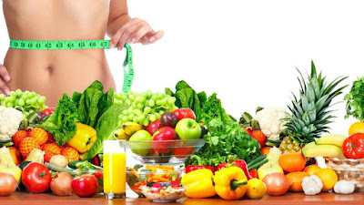 Keep healthy foods