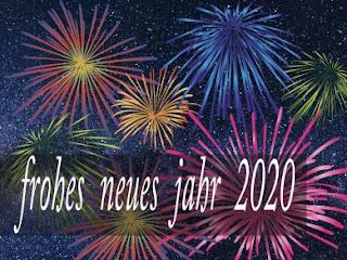 Guten rutsch Ins Neues Jahr 2020