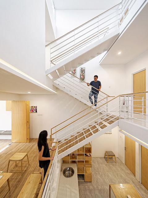 Splow House - Rumah Karya Arsitek Indonesia