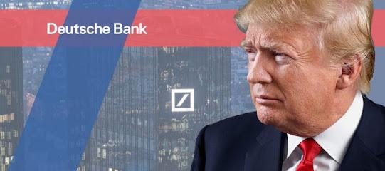 Trump Deutsche Bank Russia accountability business corruption crime politics suicide money laundering
