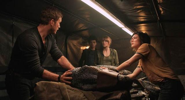 Jurassic World: Fallen Kingdom 3