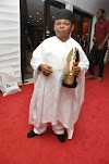 AMAA Awards: Osita Iheme 'Pawpaw' Receives Lifetime Achievement Award (Photo)