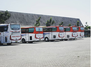 Bus Klaten Bandung