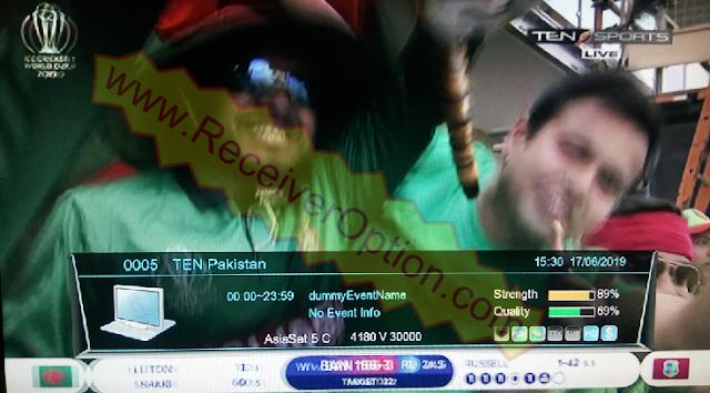 STARTRECK MAGIC 9990 SR HD RECEIVER TEN SPORTS OK NEW SOFTWARE