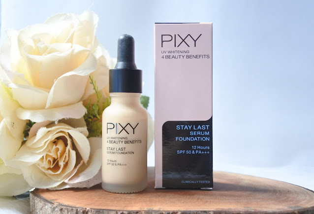Pixy Serum Foundation