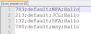 Cara Import User Hotspot Dari File CSV Pada Aplikasi The Userman