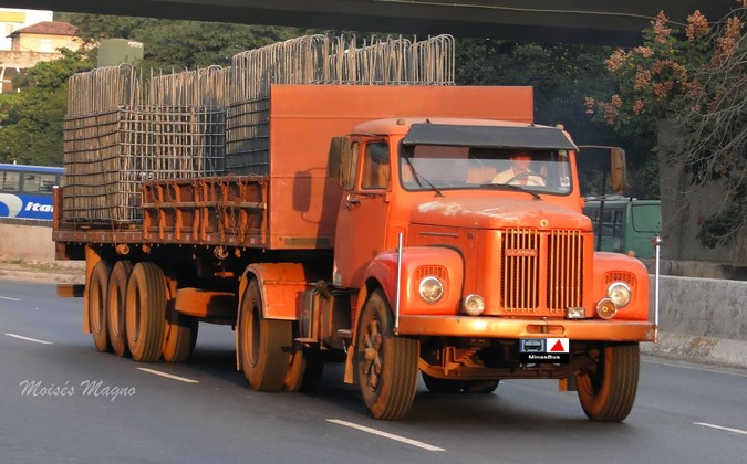 Renovação de frota: Estudo recomenda que Governo Federal compre caminhões antigos para reequilibrar setor