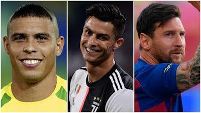 Eto'o: I respect #Maradona, but #Ronaldo & #Messi marked modern #football
