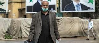 """صحيفة ألمانية تفجر مفاجأة بشأن """"كورونا"""" في سوريا"""