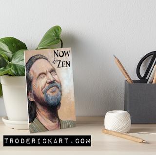 Now & Zen portrait of Jeff by Boulder portrait artist Tom Roderick